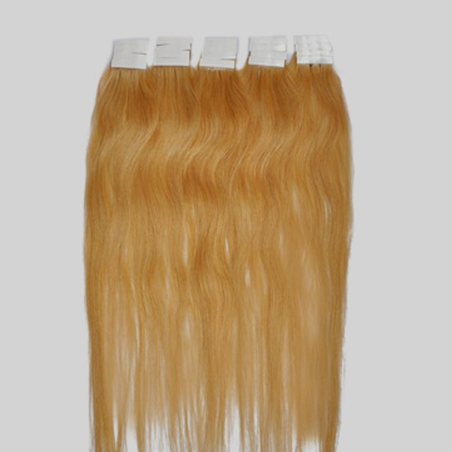 50cm Remy Tape Hair Extension #16, 50g & 20S