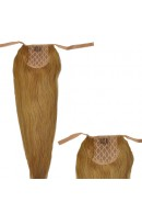 40cm Remy Ponytail Clip In Human Hair Extensions #12,80g
