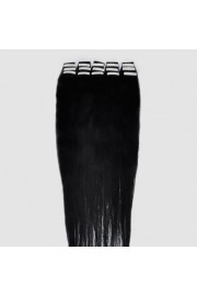 65cm Remy Tape Hair Extension #01, 70g & 20S