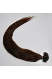 100S 60cm Nail Tip REMY HUMAN HAIR EXTENSIONS #02,100g