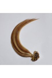 100S 50cm Nail Tip REMY HUMAN HAIR EXTENSIONS #04/613,50g