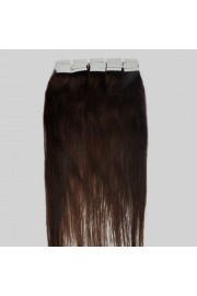 40cm Remy Tape Hair Extension #04, 30g & 20S