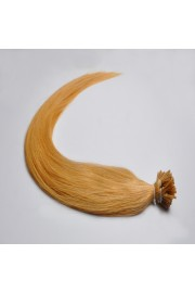 100S 55cm Remy Stick Tip HUMAN HAIR EXTENSIONS #16, 50g