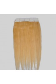 50cm Remy Tape Hair Extension #22, 50g & 20S