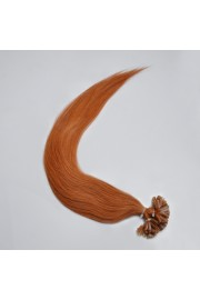 100S 50cm Nail Tip REMY HUMAN HAIR EXTENSIONS #30,50g