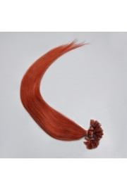 100S 50cm Nail Tip REMY HUMAN HAIR EXTENSIONS #33,50g