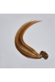 100S 50cm Nail Tip REMY HUMAN HAIR EXTENSIONS #06/613,50g