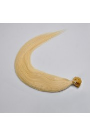 100S 50cm Stick Tip REMY HUMAN HAIR EXTENSIONS #60, 50g